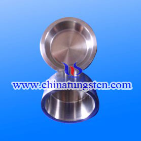 tungsten for sapphire growth furnace